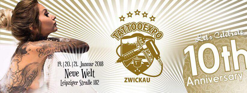 Zwickau tattoo convention